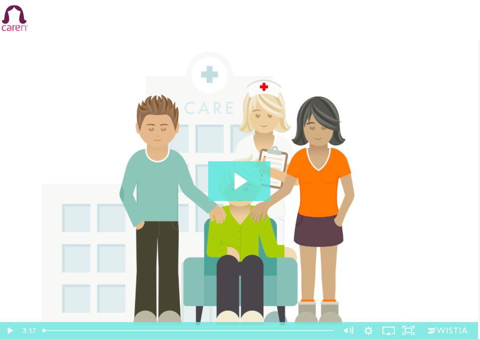 Voorlichtingsvideo Caren