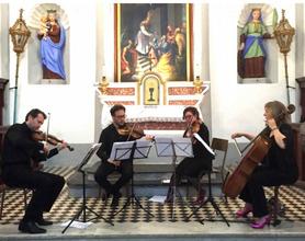 Isola Kwartet - Seminarie Klassiek